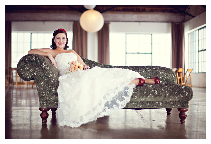 bridal session of Angela Brock at Hickory Street Annex in downtown by Texas wedding photographer Stacy Reeves