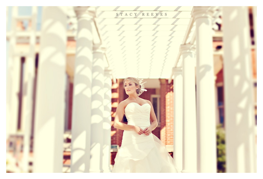bridal session of Courtney Paul at Thistle Hill in downtown Fort Worth by Dallas wedding photographer Stacy Reeves