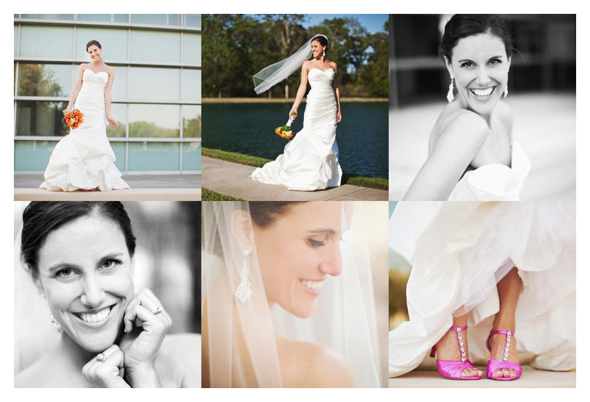 Bridal session of Lindsey Barrett Mudge at George Bush Library in College Station Texas by Dallas wedding photographer Stacy Reeves