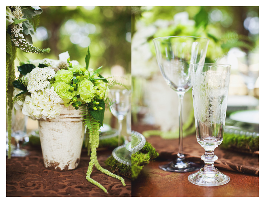 Vintage Garden Bridal Shower Design Dallas Wedding Photographer Stacy