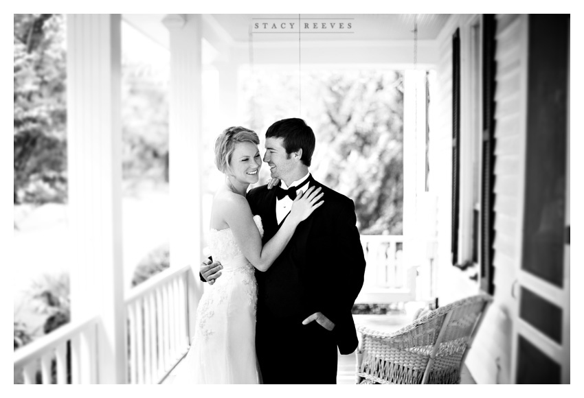 Day After session of Rebecca Becca Weathers and Erik Fite in Jefferson Texas by Dallas wedding photographer Stacy Reeves