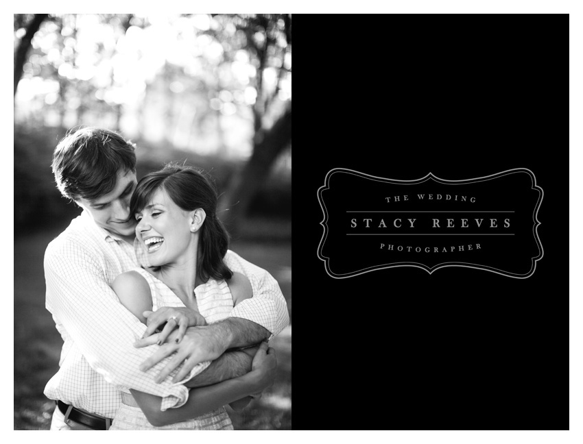 engagement session of Ashley Edrington and Matt Ashbaugh in Highland Park by Oklahoma wedding photographer Stacy Reeves