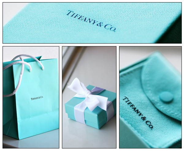 tiffany & co. silver ring blue bag box ribbon
