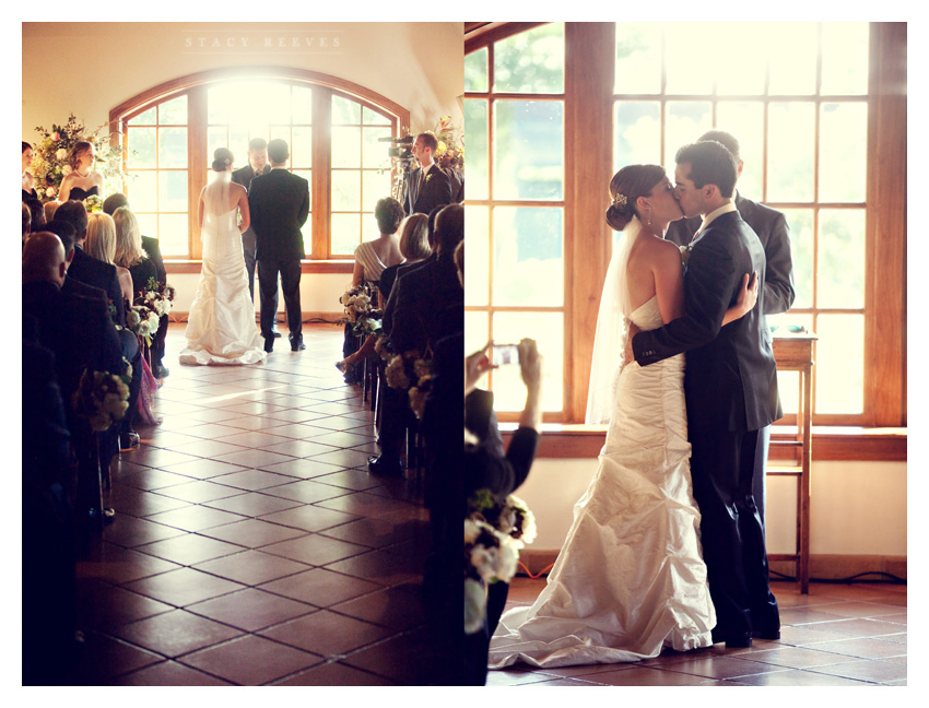 wedding photos of Heather Patterson and Anthony Simon at the Shadow Hawk Golf Club at the Houstonian Golf and Country Club in Richmond Texas by Plano Wedding Photographer Stacy Reeves