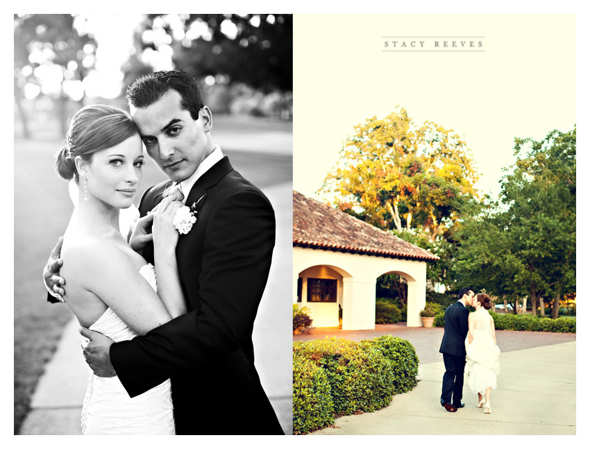 wedding photos of Heather Patterson and Anthony Simon at the Shadow Hawk Golf Club at the Houstonian Golf and Country Club in Richmond Texas by Addison Wedding Photographer Stacy Reeves