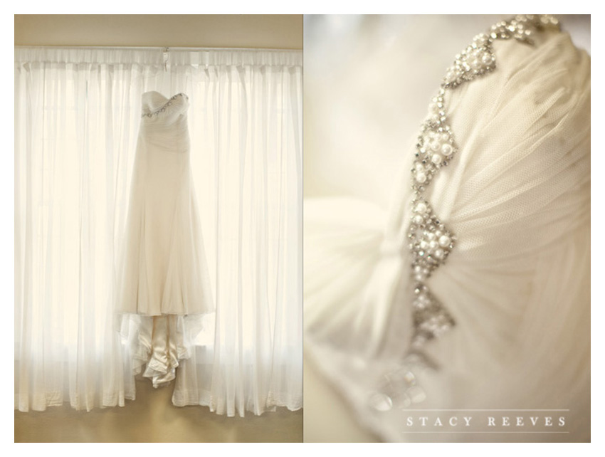 Ballroom in Houston Texas by Dallas wedding photographer Stacy Reeves