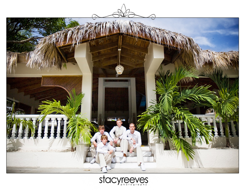 Destination wedding of Nikole Busenius and Chris Bordato at Sun Village Resort in Cofresi, Puerta Plata, Dominican Republic by Dallas wedding photographer Stacy Reeves
