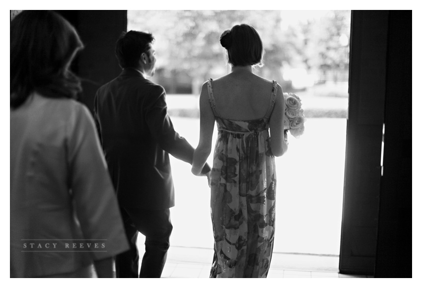 Courthouse Justice of the Peace City Hall wedding in Frisco Texas by Dallas wedding photographer Stacy Reeves